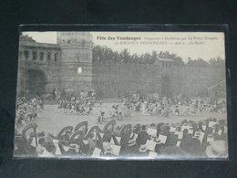 BORDEAUX   1910 /   FETE DES VENDANGES  ......  EDITEUR - Bordeaux