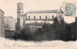 86Vn  83 Les Arcs Vue Exterieure De L'église - Les Arcs