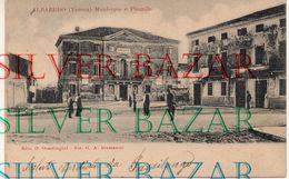 ALBAREDO D'ADIGE - VERONA - MUNICIPIO E PIAZZALE - Verona