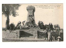 77 Etrepilly Guerre 1914 1918 La Grande Guerre 1917 Bataille De La Marne Monument élevé Aux Morts De L' Armée De Paris - Autres Communes