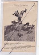 Patriotique.Le Coq Du Pont De Kehl Par A.Schultz,Ce Coq Est Irigé Sur La Rive Droite Du Rhin(inauguré Le 14 Sept. 1919) - Patriotiques