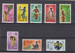 Somalia Nº 9 Al 16 - Somalia (1960-...)