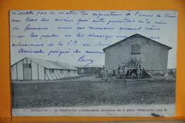 La Couronne -le Pénitencier, Cantonnement Provisoire Du 8eme Génie - Télégraphe Sans Fil - Autres Communes