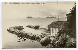 CPA - Carte Postale - France - Juan Les Pins - Porte Galice Et Vue Sur La Rade ( CP4598 ) - France