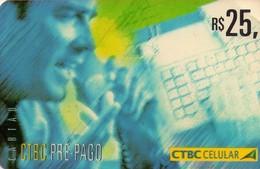 TARJETA TELEFONICA DE BRASIL (PREPAGO - CTBC). (018) - Brazilië