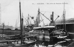 Calais Un Coin Du Bassin Carnot - Calais