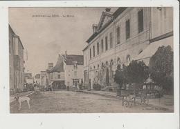 CPA - MIREBEAU SUR BEZE - La Mairie - Mirebeau