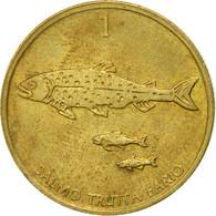 Monnaie, Slovénie, Tolar, 1998, TTB, Nickel-brass, KM:4 - Slovénie