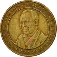 Monnaie, Tanzania, 100 Shilingi, 1994, TTB, Brass Plated Steel, KM:32 - Tanzanie
