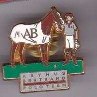 Pin's  POLOTEAN SIGNE ARTHUS BERTRAND - Arthus Bertrand