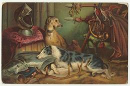 Abbotsford , Misch , Dog By Edvin Landseer ,used 1913 - Chiens