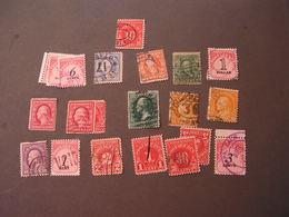 USA Lot Nice And Old - Briefmarken