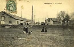72.CHAMPAGNE / LES FILATURES / A 212 - Francia