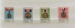 Trinidad & Tobago 1972 10th Independence Set And Sheet Mnh - Trinidad & Tobago (1962-...)