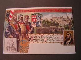 Nürnberg Alte Karte  Verkag Mandt Lauterbach * - Nuernberg