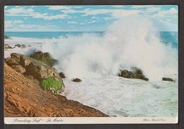 Pounding Surf, La Maree, Quebec - Unused - Corner Wear - Quebec