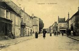 89 COURSON / LE BOULEVARD / A 212 - Courson-les-Carrières