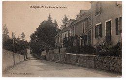 Locquenolé 29 Finistere - Route De Morlaix - Frankreich