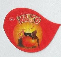 # MANGO GOLOSSA BY AIR Fruit Sticker Label Etichette Etiquettes Etiquetas Adhesive Aufkleber Fruta Frucht Avion - Fruits & Vegetables