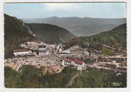 88 Col De La Schlucht Vers Xonrupt Longemer N°304.30 Vue Panoramique En 1962 Nombreux BUS Voitures - Xonrupt Longemer