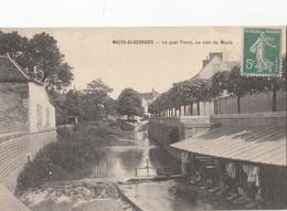 CARTE POSTALE DE NUITS SAINT GEORGES - Nuits Saint Georges