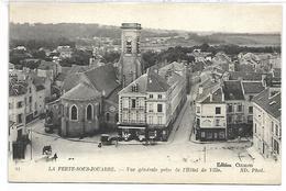 LA FERTE SOUS JOUARRE - Vue Générale Prise De L'lHötel De Ville - La Ferte Sous Jouarre