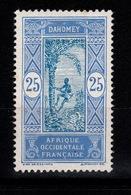 Dahomey - YV 50 N* Cote 2,25 Euros - Unused Stamps