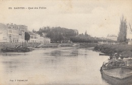 CARTE POSTALE DE SAINTES - Saintes