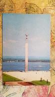 Russia. Kuibyshev. Aviation Monument. 1978 - Avions