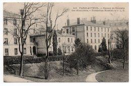75 Paris Auteuil Maison De Retraite Des Musiciens Fondation Rossini - Distrito: 16