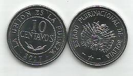 Bolivia 10 Centavos 2017. UNC - Bolivia