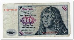 GERMANY,FEDERAL REPUBLIC,10 MARK,1970,P.31,FINE - [ 7] 1949-… : RFA - Rep. Fed. Tedesca