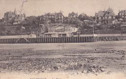 14. VILLERVILLE. CPA. LA PLAGE. ANNÉE 1906 - Villerville