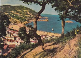 Postcard Tossa De Mar Costa Brava Spain My Ref  B22750 - Other