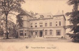 Tongre-Notre-Dame Château Plissart - Chièvres
