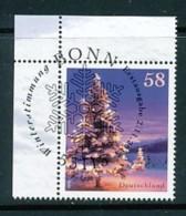 GERMANY Mi.Nr. 3039 Winterstimmung - ESST Bonn- Eckrand Oben Links - Used - BRD