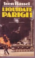 """S. Hassel: """"LIQUIDATE PARIGI"""". - Books, Magazines, Comics"""