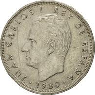 Monnaie, Espagne, Juan Carlos I, 25 Pesetas, 1982, TTB, Copper-nickel, KM:818 - [ 5] 1949-… : Royaume