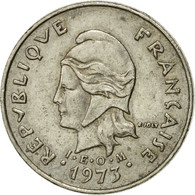 Monnaie, French Polynesia, 10 Francs, 1973, Paris, TTB, Nickel, KM:8 - French Polynesia