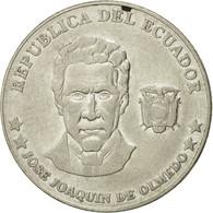 Monnaie, Équateur, 25 Centavos, 2000, TTB, Steel, KM:107 - Ecuador