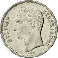 Monnaie, Venezuela, Bolivar, 1977, TTB, Nickel, KM:52 - Venezuela