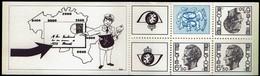 Belgie - Postzegelboekje 1975 - B 13 - Markenheftchen 1953-....