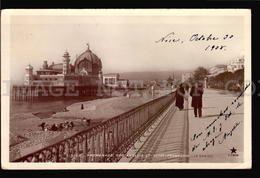 """CPA FRANCE 06 """"Nice, PROMENADE """" / Ed. ETOILE NICE REAL PHOTO POSTCARD LIGHTHOUSE (W5_002) - Andere"""