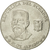 Monnaie, Équateur, 50 Centavos, Cincuenta, 2000, TTB, Steel, KM:108 - Ecuador