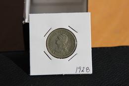 IVO IIII MACUTAS 1928 ANGOLA/ PORTUGAL COIN - Angola