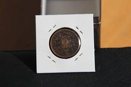 IVO 5 CENTAVOS ANGOLA 1923 PORTUGAL COIN - Angola