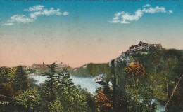 Shore Showing Wildmire And Cliff Houses. Lake Minnewaska, New York. Shaunk Mountains Crease Line In 2 Corners - NY - New York