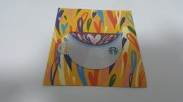 THAILAND -  STARBUCKS CARD - 6147 - Gift Cards