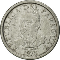 Monnaie, Paraguay, 10 Guaranies, 1978, TTB, Stainless Steel, KM:167 - Paraguay