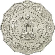 Monnaie, INDIA-REPUBLIC, 10 Paise, 1973, TTB+, Aluminium, KM:27.1 - Inde